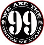 The 99% United We Stand