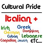 Half Italian Heritage (Italian +...)