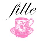 Fille (Girl) Teacup