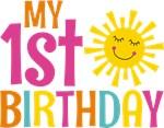 Sunshine 1st Birthday