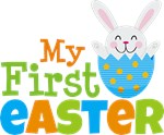 Boy 1st Easter