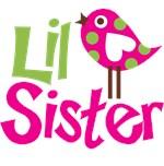 Polka Dot Bird Little Sister