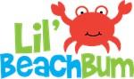 Boy Crab Lil' Beach Bum