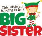 Elf going to be a Big Sister
