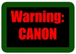 Canon Department