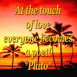 At The Touch Of Love Great & Inspirational Quotes