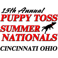 Puppy Toss Summer Nationals