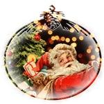 Santa with Presents