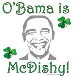oddFrogg O'Bama Is McDishy