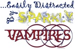 Distracted By Sparkly Vampires