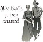 Miss Beadle, You're A Treasure!