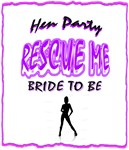 rescue me hen party