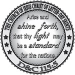 Arise and Shine Forth - LDS Mutual Theme 2012