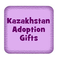 Kazakhstan Adoption Gifts