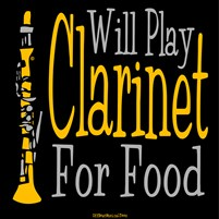 Will Play Clarinet