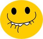 Suppressed Laugh Smiley