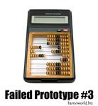 Failed Prototype #3