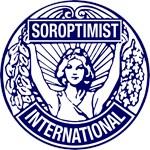 Soroptimist International (Blue/White)