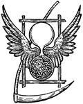 3rd Degree - Hourglass & Scythe