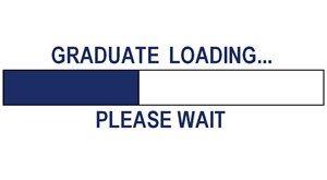GRADUATE LOADING...PLEASE WAIT