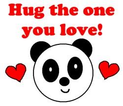 HUG THE ONE YOU LOVE
