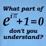 Euler's Equation Don't You Understand