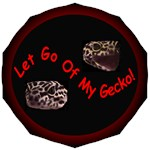 Let Go Of My Gecko! (Red)