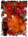 Rock On Guitar Hero!