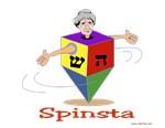 Funny Spinsta Hanukkah