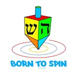Born To Spin Chanukah