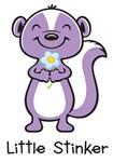 Little Stinker Purple