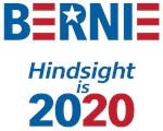 Bernie Hindsight is 2020