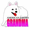 American Eskimo Grandma