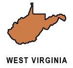 West Virginia Cities