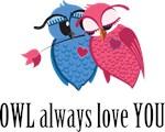 Romantic Owls