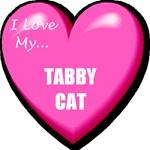 I Love My Tabby Cat
