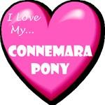 I Love My Connemara Pony