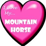 I Love My Mountain Horse