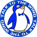 Talk To The Wing Penguin