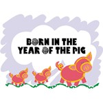 Born In The Year Of The Pig