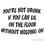 Not Drunk Quote