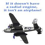 Radial B-25