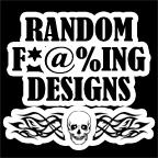Random F*@%ing Design Section