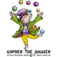 Gopher The Juggler