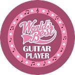 GUITAR PLAYER (Worlds Best) T-SHIRT GIFTS