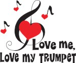 Trumpet Lover Funny Music Gifts