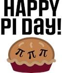 Happy Pi Day Math T-shirts