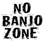 Funny No Banjo Tees and Gifts