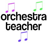 Colorful Orchestra Teacher T-shirts and Gifts