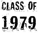 Grunge Class Of 1979 Reunion T-shirts